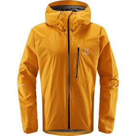 Haglöfs L.I.M Jacket Herren desert yellow